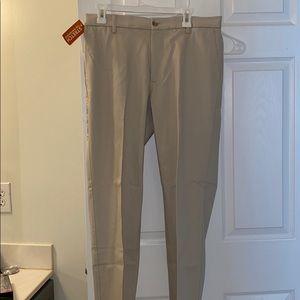 dockers stretch fit khaki dress pants